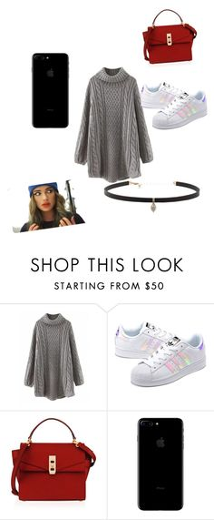 """Feed"" by calistar71 on Polyvore featuring adidas Originals, Henri Bendel and Carbon & Hyde"