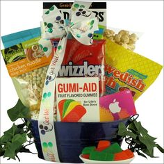Sugar free get well gift with smiley face themed cards mug balloon get well gift baskets delivered and guaranteed to bring comfort and speed healing send your positive energy with any of these get well soon gift baskets negle Image collections