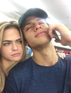 Dylan Jordan & Summer Mckeen