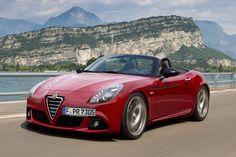 2015 Alfa Romeo 4C Spider : Current Models | Drive Away 2Day
