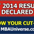 XAT 2014 result has been declared at 6:30 PM today. The result was earlier scheduled to be announced on January 31, 2014.