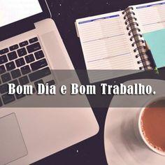 Tenham um ótimo dia :)  #bomdia