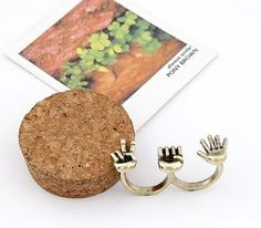 Vintage Rock Knuckle Ring $3.99 at chemjoy.com