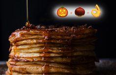 Tifaine revient toujours plus déterminée à vous ouvrir l'appétit, avec cette fois-ci une recette de pancakes potimarron, noix de pécan et épices de saison.
