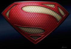 Amazing MAN OF STEEL logo