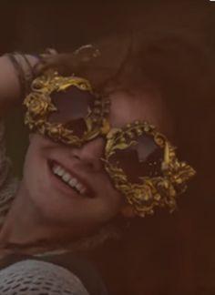https://www.youtube.com/watch?v=eyGgnUrT1pk  Wanderlust: A Disfunkshion Magazine / Hangar 4 Short Film featuring MERCURA NYC ART Baroque Sunglasses styled by Ashley Stenberg