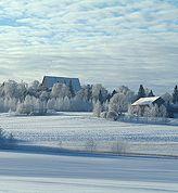 lohja in winter