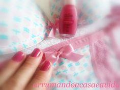 Cláudia Pinto: Esmalte Cor de Rosa