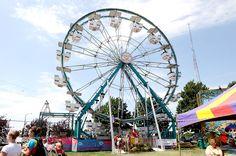 Ferris wheel at #SCFF!