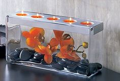 Endless decorating options- Customisable Tealight Centrepiece. Current PartyLite