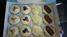 Freddo milkybar cupcakes