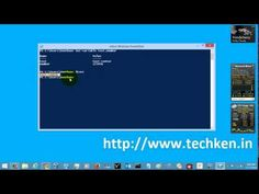 Windows Powershell Tutorial : How to create Variables in Powershell - YouTube