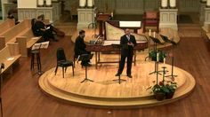 Purcell - Music for Awhile - with Brian Asawa, countertenor