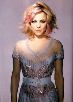 Absolutely LOVE Rachael McAdams. She  inspires me with every movie she makes!