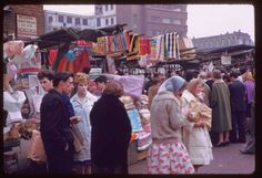 """""""I usually groups my photos by location rather than date, but today I thought I would post some London views with nothing more in common than having all been taken in 1961 😍"""" Vintage London, Old London, Great Photos, My Photos, Typical British, Magic Memories, London Market, London View, London History"""