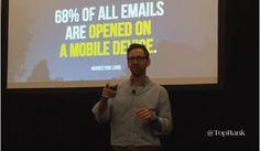 Mathew Sweezey of Salesforce Shares 6 Ways to Improve the Value of Your Email #CMWorld #digitalmarketing
