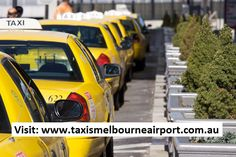 Affordable Taxi Services From Melbourne Airport To City
