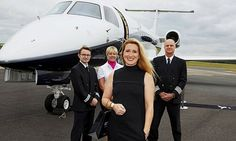 Uber-style app allows you to book 'empty legs' on executive planes