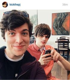 Chris Looks Like He's Ready To Murder Peej....<<<or senselessly make out with him against a wall #kickthestickz