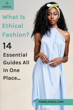 We have gathered all our ethical fashion features into one easy place. Find out what makes an ethical clothing brand, discover your sustainable fashion aesthetic, learn about slow fashion, get tips on clothing care and more! Vegan Clothing, Ethical Clothing, Sustainable Style, Sustainable Fashion, Independent Clothing, Ethical Fashion Brands, Eco Friendly Fashion, Vegan Shoes, Save The Planet