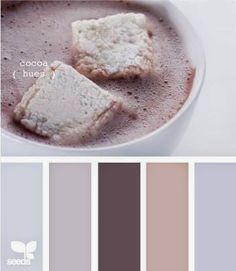 Bellart Atelier: Combinações de cores.