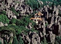 shilin kőerdő, Yunnan tartomány, Kína