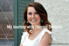People of all ages can develop thyroid disease. A woman in her early twenties shares her struggle to find a good #thyroid doctor.
