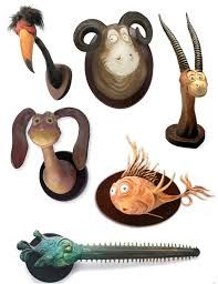 Image result for collection of unorthodox taxidermy