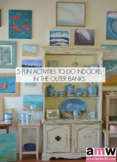 5 Fun Activities to Do Indoors in the Outer Banks