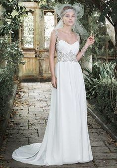 Maggie Sottero Jeanette Wedding Dress - The Knot