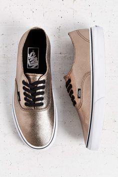 Vans Authentic Metallic Decon Sneaker