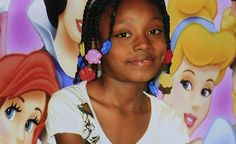 Unlike the beautiful 6-year old Jonbenett Ramsey who received coverage all over the media - every tabloid, newspaper, news channel, talk show, 7-year old Aiyana Stanley was killed by a police officer during a raid while she was sleep and her murder received very little coverage.  Police, searching for a murder suspect, threw a flash grenade through the window of her family's apartment around midnight. According to Aiyana's father, it landed on the couch, setting Aiyana on fire...