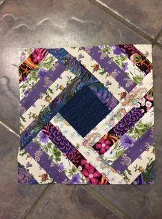 Quilt Square Patterns, Patchwork Quilt Patterns, Quilt Block Patterns, Applique Quilts, Square Quilt, Quilt Blocks, Patchwork Ideas, Patchwork Fabric, Patchwork Designs