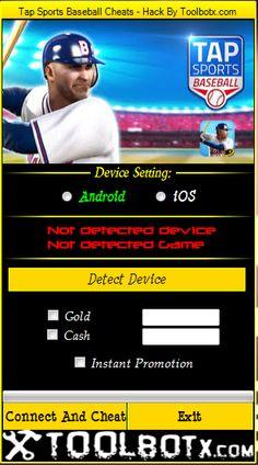 Tap Sports Baseball Hack Unlimited