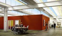 Facebook Headquarters by Studio O+A