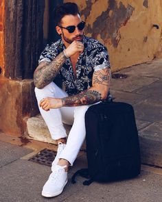 Dope or Nope? Via @gentwithstreetstyle Follow @mensfashion_guide for more! By @chezrust #mensfashion_guide #mensguides
