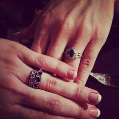 Sapphire is the new diamond :)