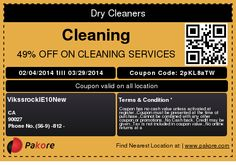 Dry Cleaners Cleaning,49% OFF ON CLEANING SERVICES