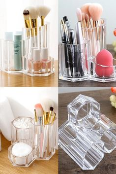 Dec 2019 - 3 different compartments for you organize your make up! Makeup Drawer Organization, Makeup Storage Organization, Bathroom Organisation, Room Ideas Bedroom, Bedroom Decor, Rangement Makeup, Make Up Storage, Make Up Organiser, Acrylic Organizer