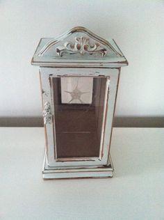 Vintage Shabby Jewelry Box by ShabbyChicandAntique on Etsy, $54.00