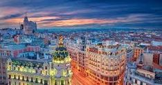 the capital of spain: madrid