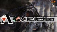 Dark Flames Reign! | Jund Kroxa's Terror Midrange | MTG Arena MTGM21