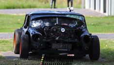 Mini S, Antique Cars, Antiques, Vehicles, Vintage Cars, Antiquities, Antique, Car, Old Stuff