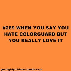 Guard quotes It's a guard thing