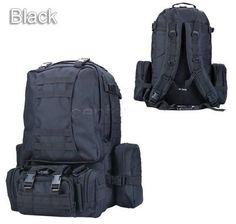 Act Fast! Only 120 left at this price! LIMITED TIME ONLY! NOT SOLD IN STORES Durable nylon backpack suitable for anything from travel, hiking, camping and other outdoor activities. Features a spacious