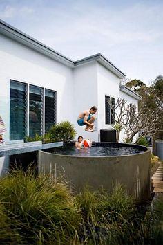 12 ideias de piscinas pequenas para você se inspirar