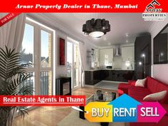 Real Estate Agents in Thane Contact Us: +91 9833636699 We assist the esteemed clients to buy, sell and rent #Residential #Commercial #Property in #Thane, Mumbai. #RealEstate #Agents in #Thane #Mumbai. http://arnavproperties.com/