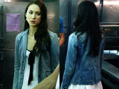 spencer hastings style | Spencer Hastings' style, like her personality, is classic with a few ...