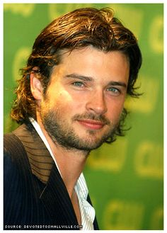 Tom Welling -- Another excellent contender for Gianni in Bleeding Heart.