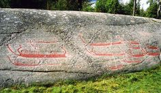 rock carvings of Norway | Rock Carvings, Hornes, Norway | Flickr - Photo Sharing!